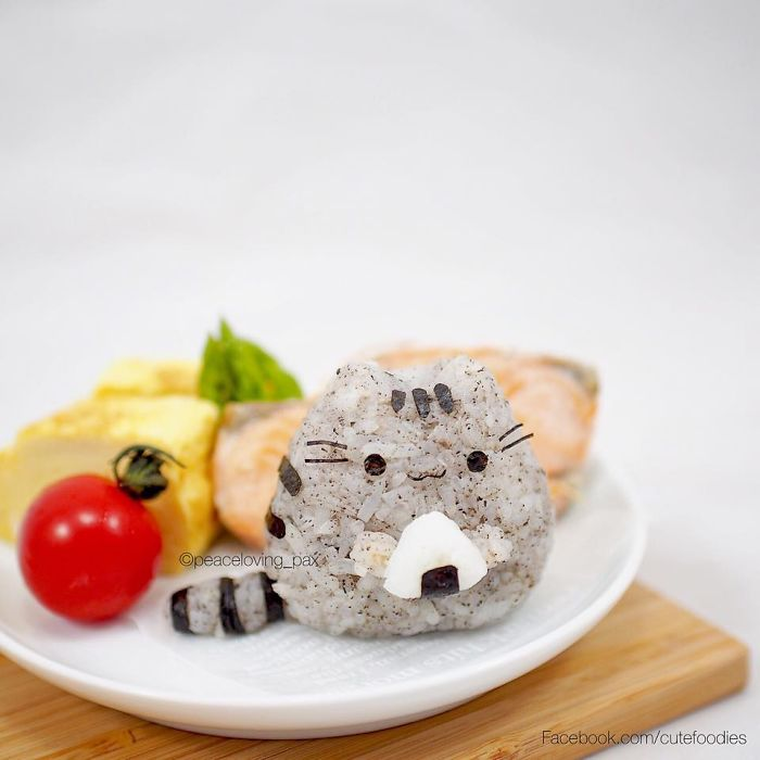 13-Chubby-Pusheen-Nawaporn-Pax-Piewpun-aka-Peaceloving-Pax-Food-Art-Inspiration-for-your-Bento-Box