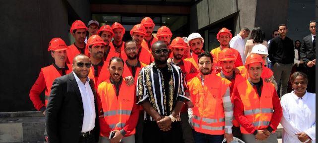 """ميتر غيمس يتحد مع مجموعة تعمير مغربية لإطلاق """"لاماليف إفريقيا"""""""