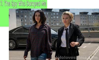 The Spy Who Dumped Me 2018 Mila Kunis Kate McKinnon