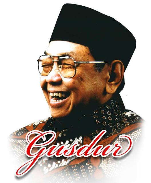 Gambar Gusdur (Abdurrahman Wahid)