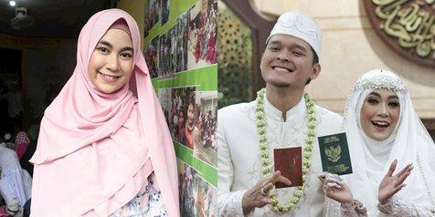 MasyaAllah, Menikah Syar`i Tanpa Pacaran, Begini Kisah Cinta Anisa Rahma Ex Cherry Belle