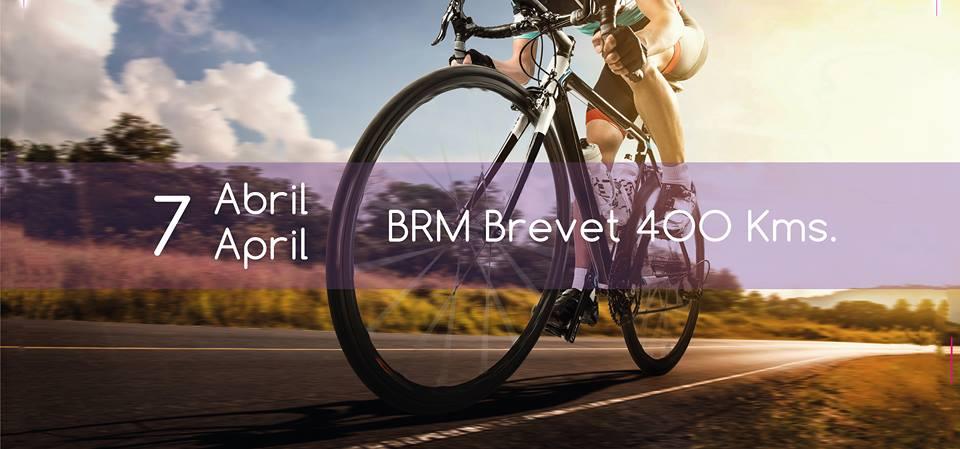 BRM Brevet Randonneur Mondiaux 400 km Alicante