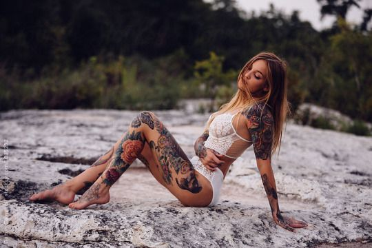 Beautiful Girly Tattoos