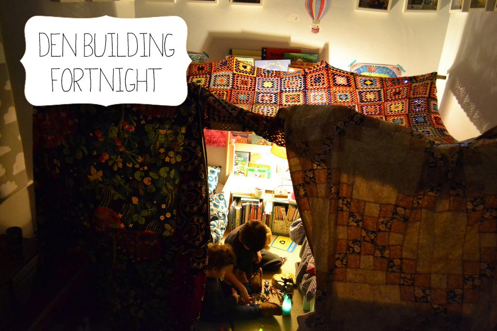 Bristol Parenting Cafe Indoor Den Building