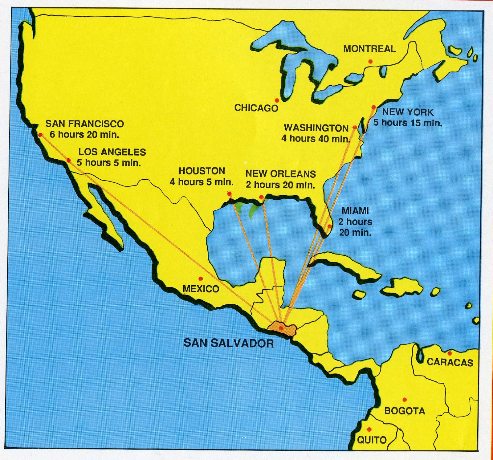 Image result for san salvador immigration