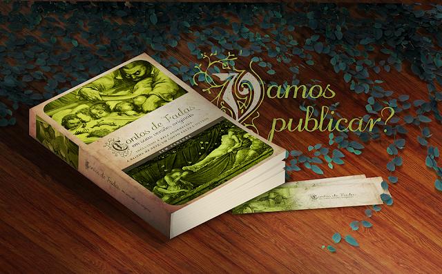Editora Wish lança financiamento coletivo para publicação de livro sobre Contos de Fadas