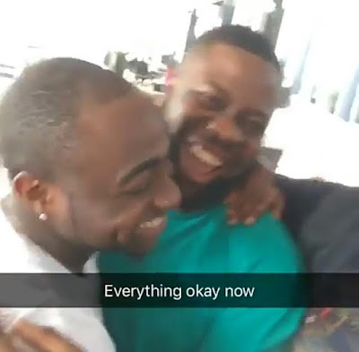 Davido and Hushpuppi Settle Their Fight After A 'Peacemaker' Wades In