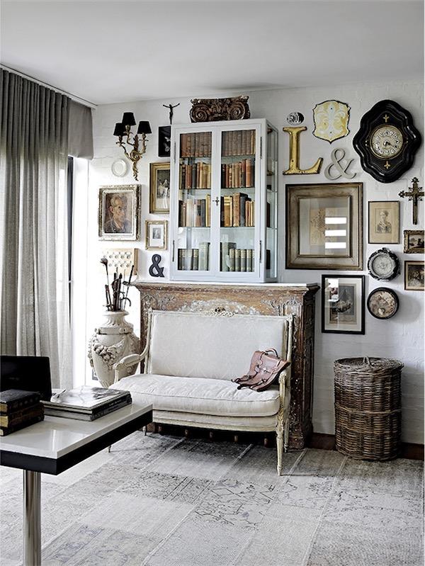 Mix de estilos decorativos chicanddeco