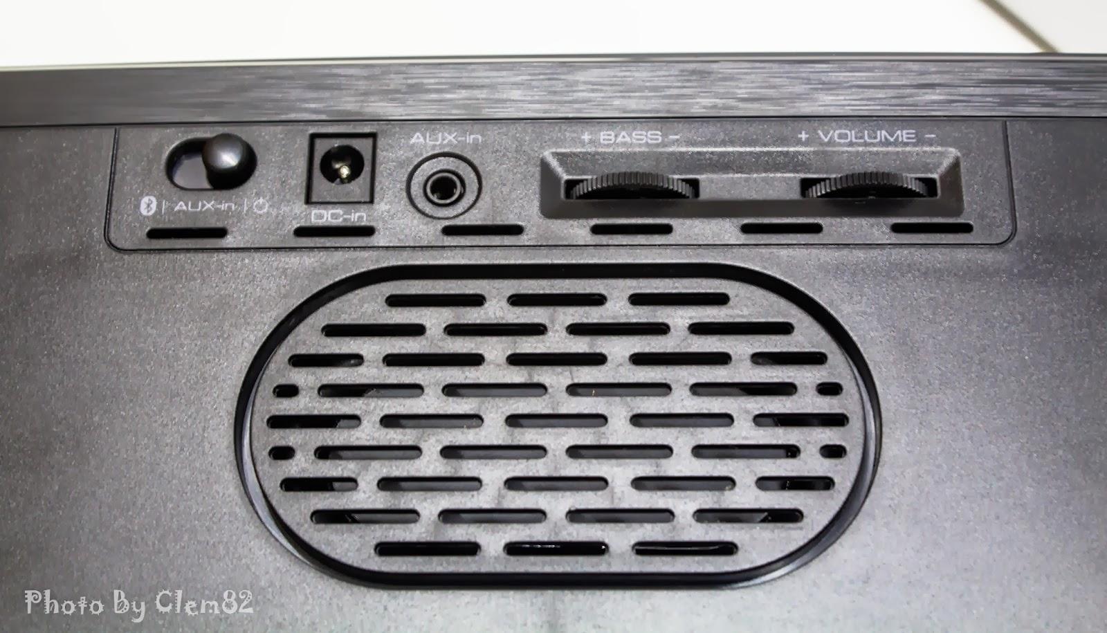 Opening Pandora's Box: SonicGear Pandora Wireless Bluetooth Media Player Series 25