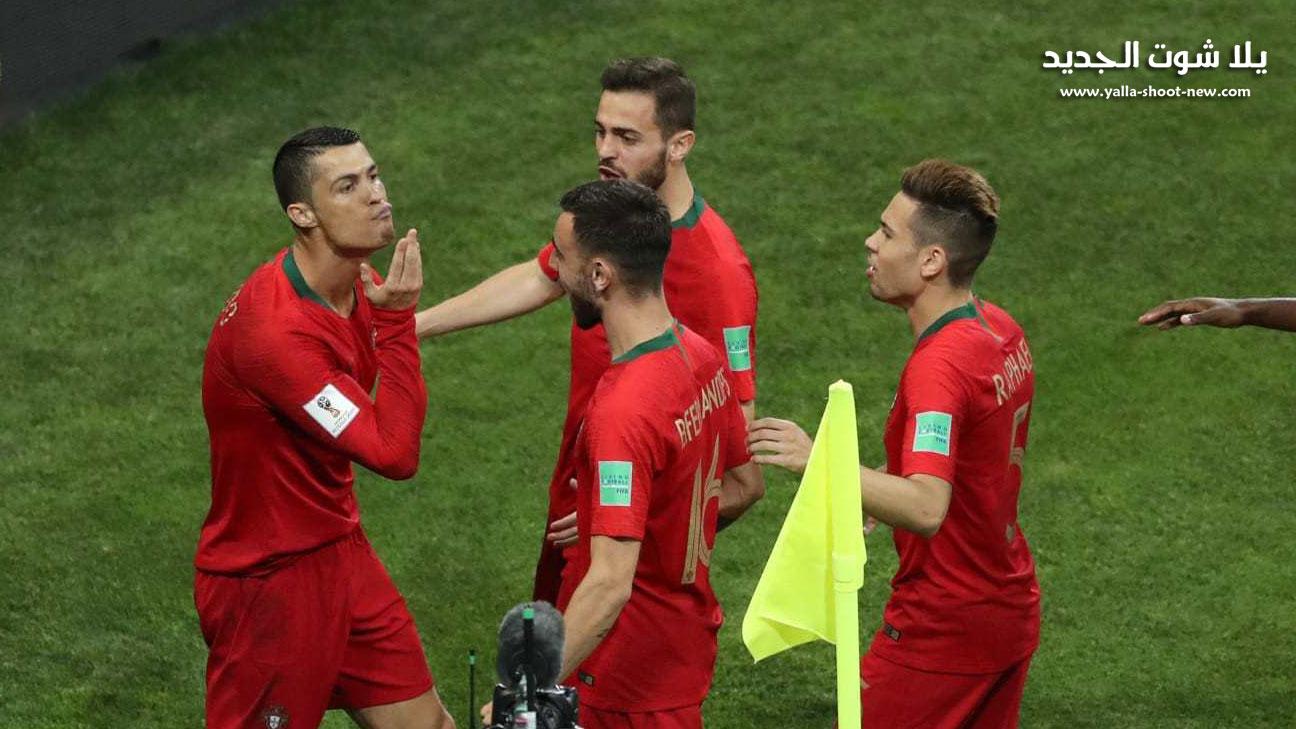 مباراة البرتغال وسويسرا