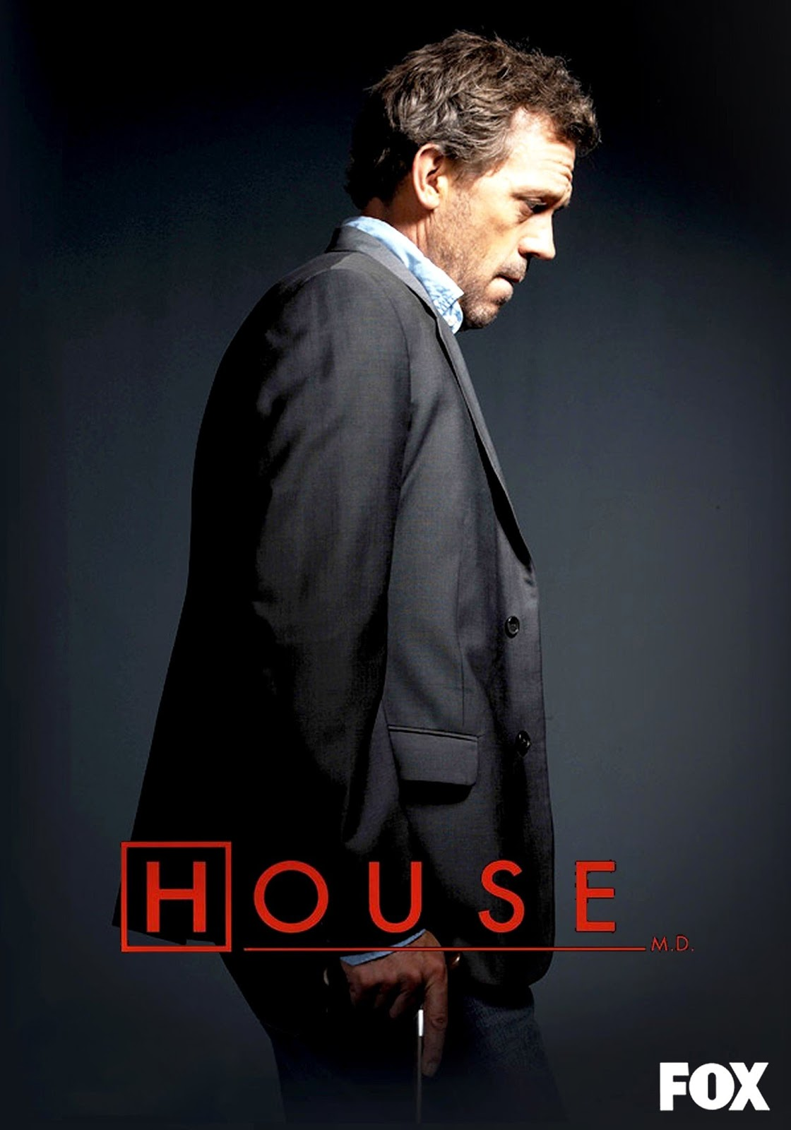 house poster gallery1 tv series posters and cast. Black Bedroom Furniture Sets. Home Design Ideas
