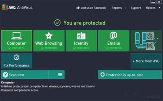 download avg free offline installer 2018