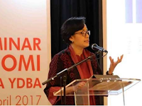Sri Mulyani: Ekonomi Indonesia Tunjukkan Tren Pemulihan di 2017 ini