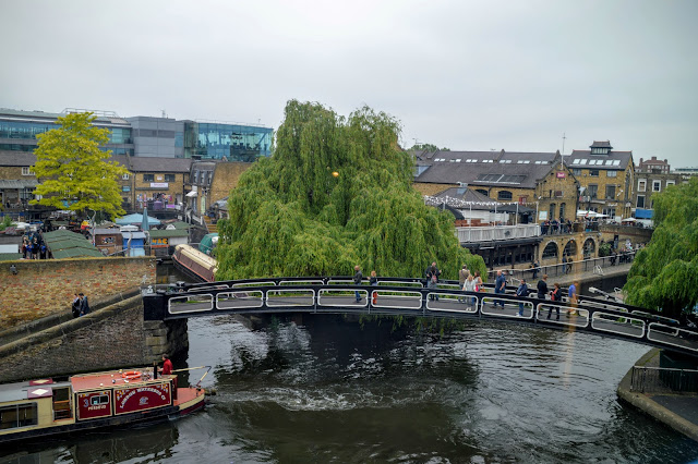 Camden Lock, Camden Town, Holiday Inn, Travel, Camden, London, UK