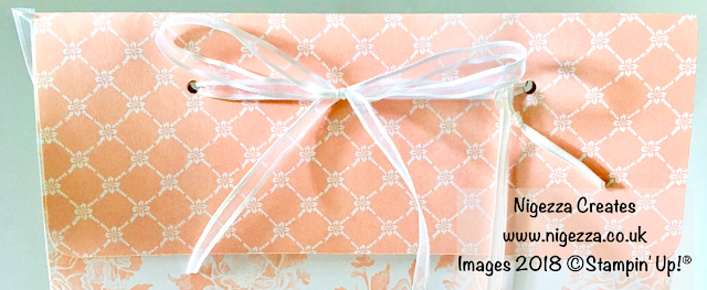Stampin' Up!® Fresh Florals Large Gift Bag by Nigezza Creates