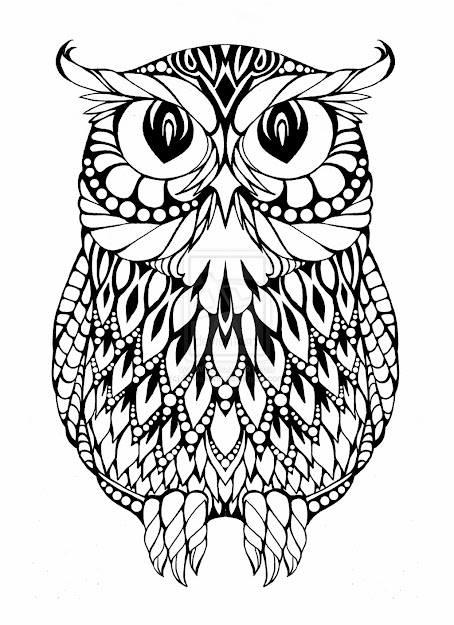 Owl Coloring Pages  Coloring Pages  Pictures  Imagixs