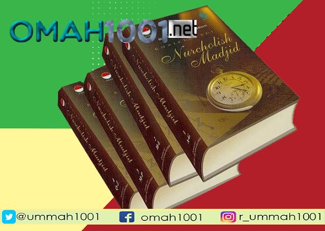 E-Book: Ensiklopedi Nurcholis Madjid Jilid 3, Omah1001
