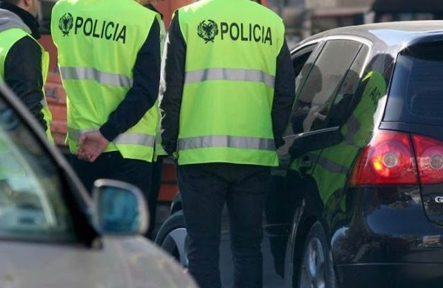 Without license and drunk, 9 drivers arrested in Tirana and Kavaja