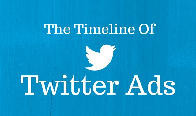 The Timeline of Twitter ads