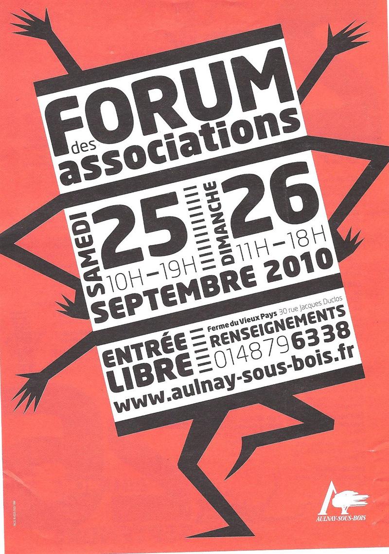 amicale bretonne d 39 aulnay sous bois et alentours forum des association 25 et 26 septembre 2010. Black Bedroom Furniture Sets. Home Design Ideas