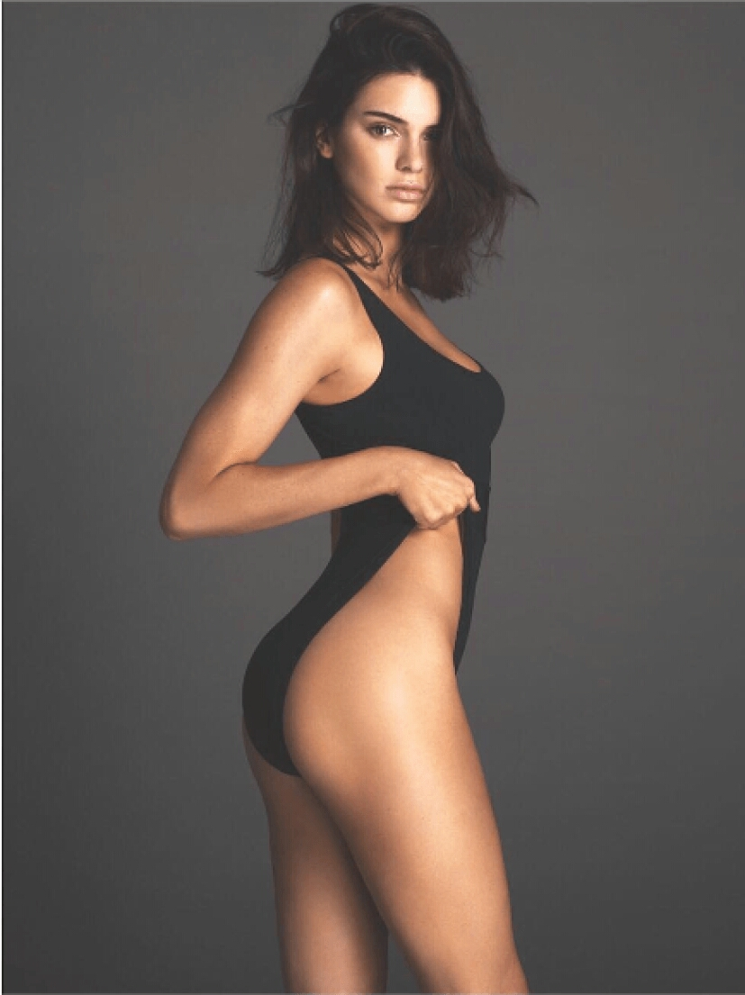 Hot Photo: Kendall Jenner Shares Racy Unpublished Vogue Photo