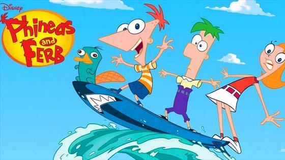 Kisah Benar Disebalik Animasi Phineas and Ferb