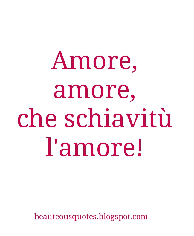 Love Quotes In Italian With English Translation Svetgan