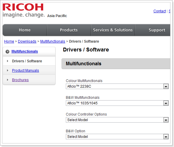 Ricoh 2232C Rpcs Driver/ Download fasters - tydownload
