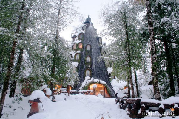 Magic Mountain Hotel Chile
