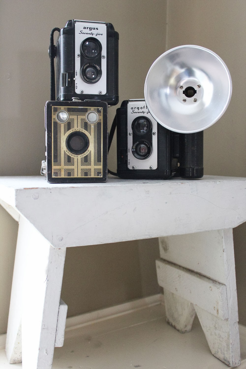 vintage cameras and photos Itsy Bits And Pieces