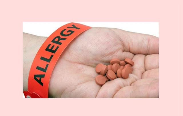 Pengertian Alergi, Jenis Alergi, Tipe Alergi, Penyebab Alergi, Tanda Alergi, Reaksi Alergi