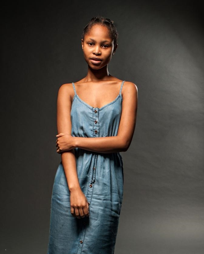 20-year-old Model Turned Actress Nandi Mbatha In Isi