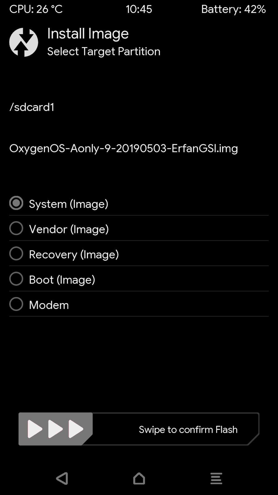 New OxygenOS ErfanGSI Fixed for Mido (Video)