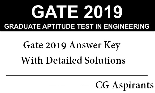 Download Gate 2019 Question Papers With Detailed Solutions Made Easy, Ace Academy, Gate Academy, IIT Madras