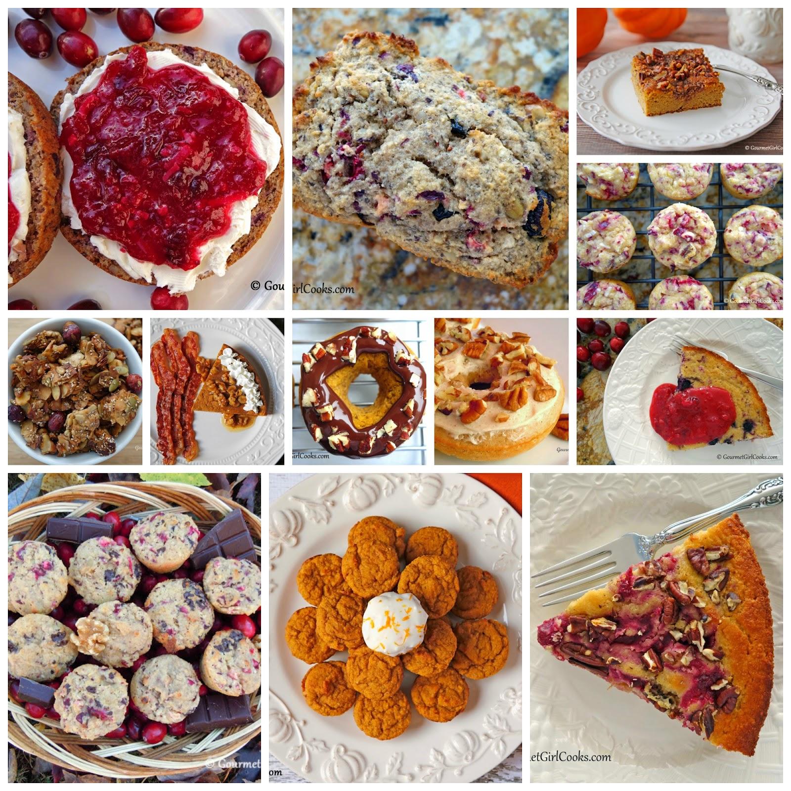 Gourmet Girl Cooks: 12 Thanksgiving Breakfast Recipes