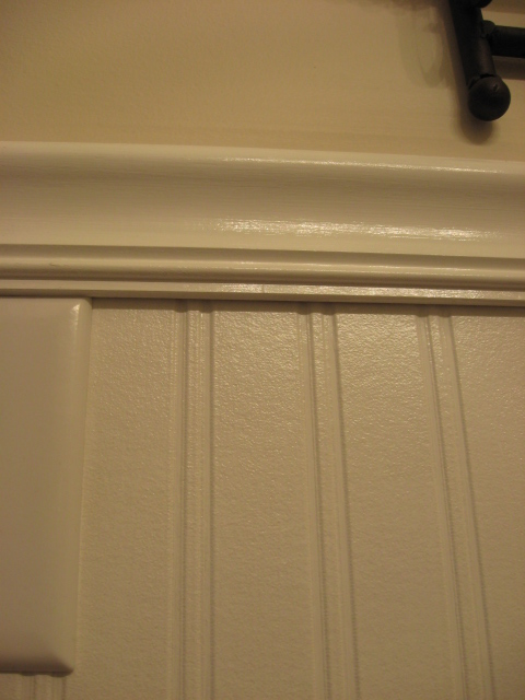Life of BB : Beadboard wallpaper oh yea