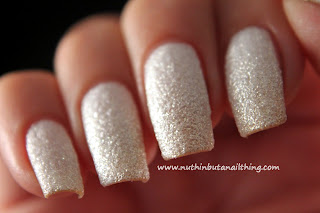 Seventeen Rock Hard Couture Nail Effects Celestial Pearl