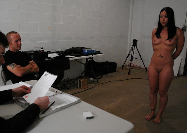 naked in jail prison strip search nakedness
