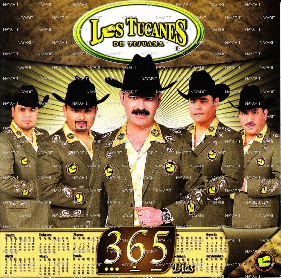 Los Tucanes De Tijuana - 365 Dias (Disco Official 2012)