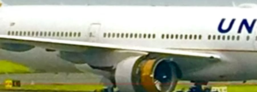 Air101: United Airlines 777 loses engine cowling mid-flight