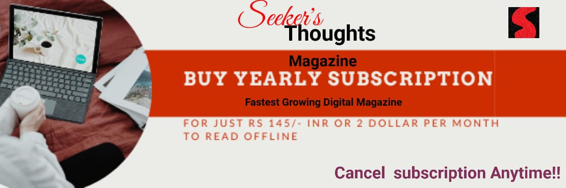 Seeker's Thoughts Magazine