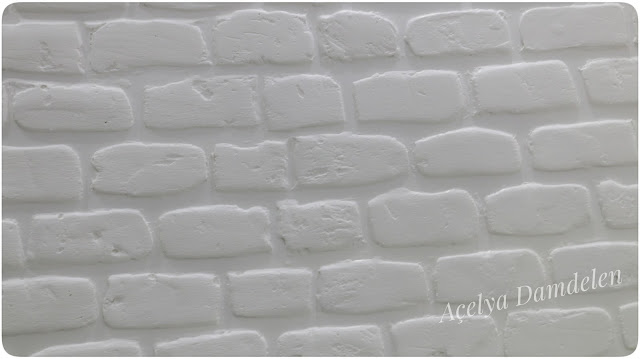 Tuğla Görünümlü Dekoratif Duvar