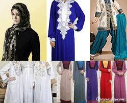 Baju Muslim Anak Perempuan Ala Timur Tengah