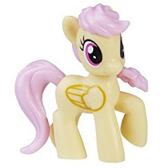 My Little Pony Wave 21 Orange Swirl Blind Bag Pony