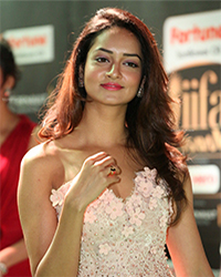Actress Shanvi Srivastava