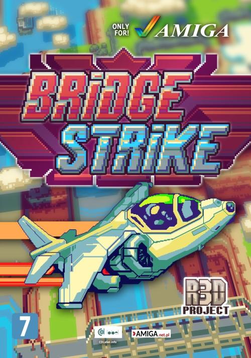 Indie Retro News: Bridge Strike - Modern 'River Raid' on the Amiga