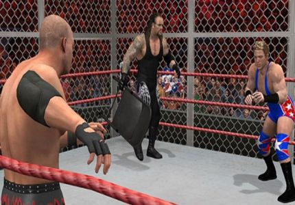 Download WWE Smackdown Vs Raw 2011 Highly Compressed Game For PC