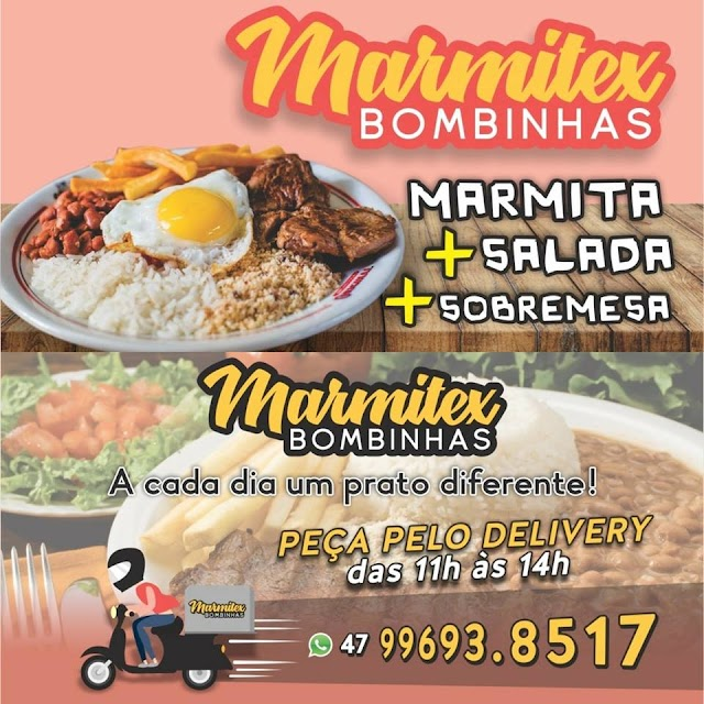 Marmitex Bombinhas