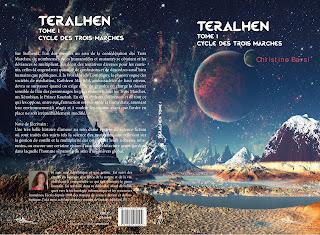 Teralhen, par l'auteure Christine Barsi, 5 Sens Editions