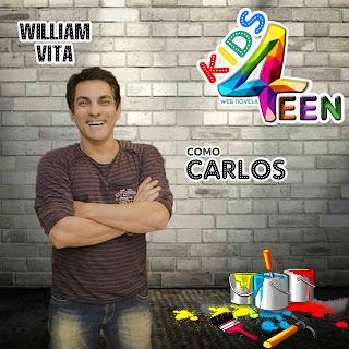 William Vita integra o elenco de Kids 4 Teen